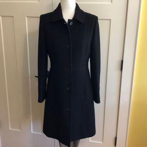 J. Crew pea coat, size 8